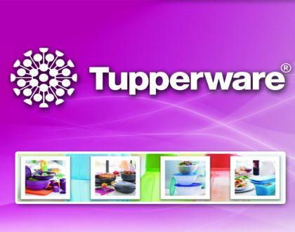 Tupperware , cartes de visite