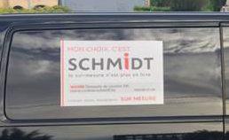 Schmidt Wavre, Auto