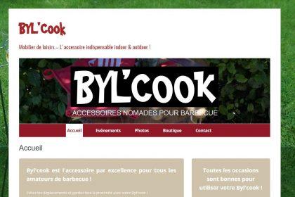 Byl'Cook, Site internet