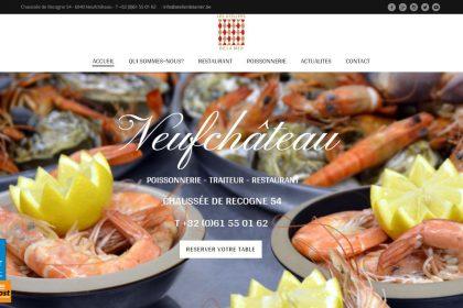 Les Ateliers de la Mer, site internet